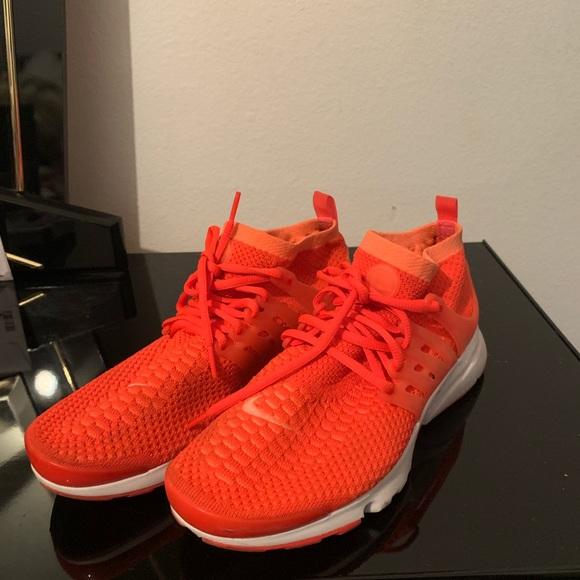 Nike Shoes | Orange Nike Air Presto
